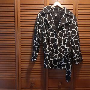 INC Rain Jacket